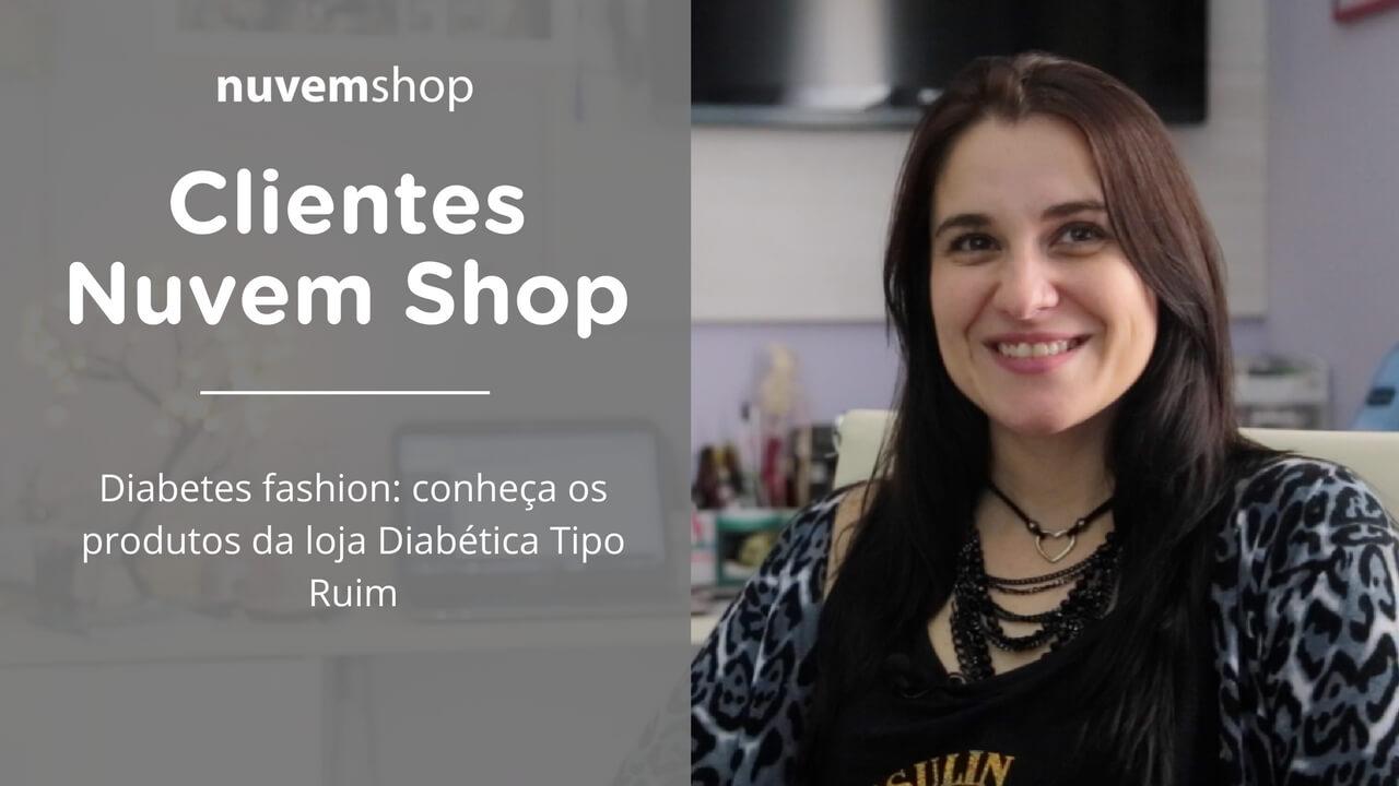 Diabetes fashion: conheça os produtos da loja Diabética Tipo Ruim