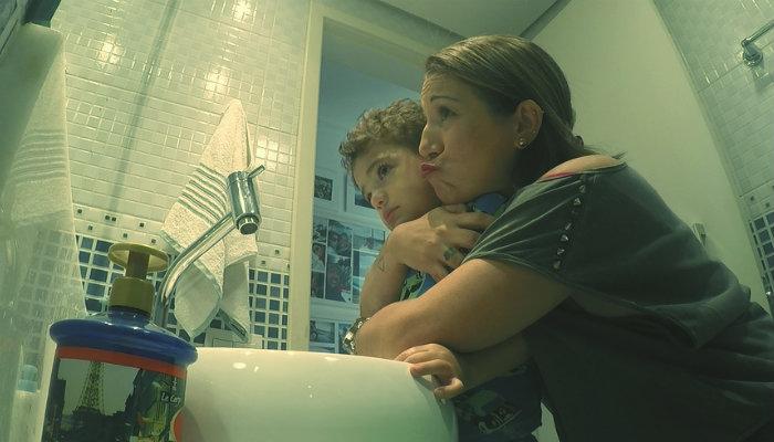 Lojista mostra como é sua rotina de mãe e empreendedora