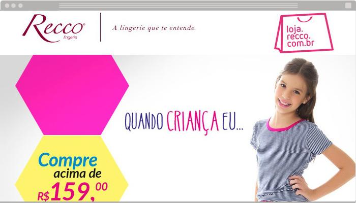 Exemplo de e-mail marketing Dia das Crianças