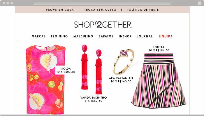 Exemplo de e-mail marketing Outubro Rosa
