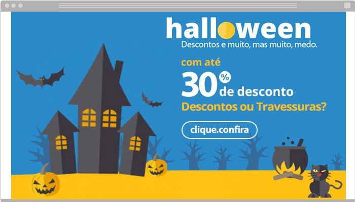 E-mail marketing Halloween