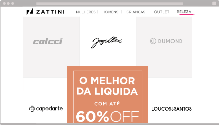 E-mail marketing promoção