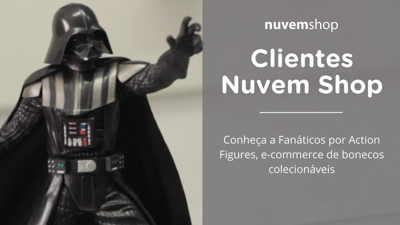 Conheça a Fanáticos por Action Figures, e-commerce de bonecos colecionáveis