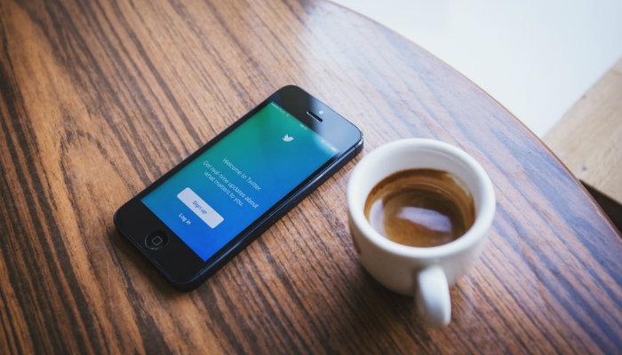 Usar redes sociais