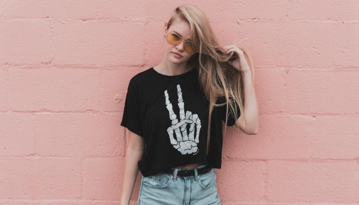 loja de camisetas