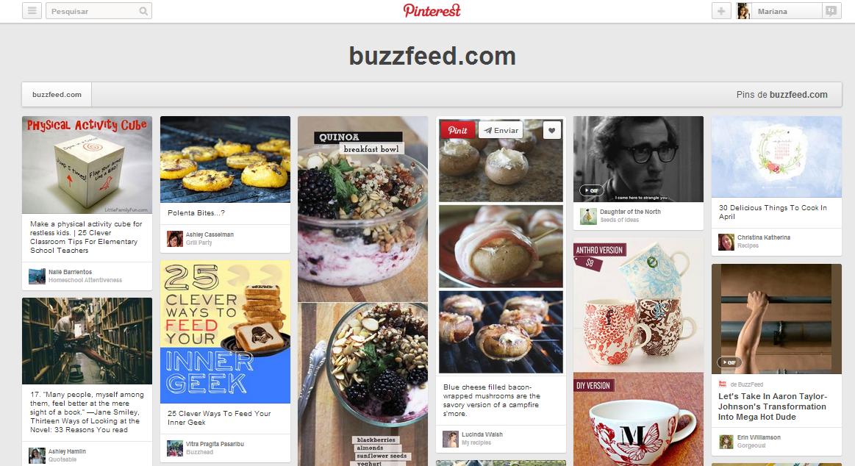 Marketing no Pinterest