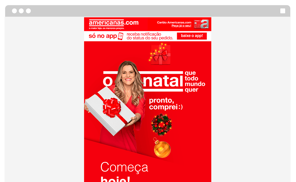 E-mail marketing Natal