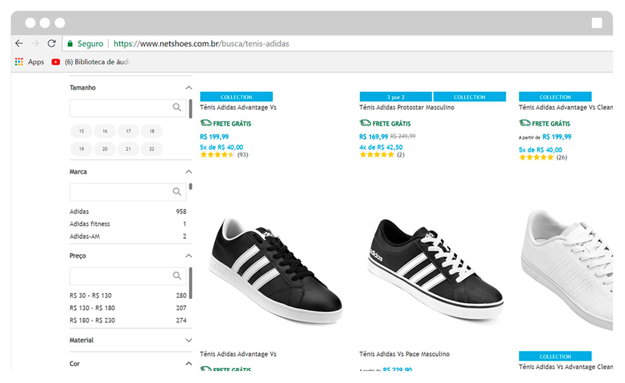 137dc46ecb3 Primeiros passos no e-commerce