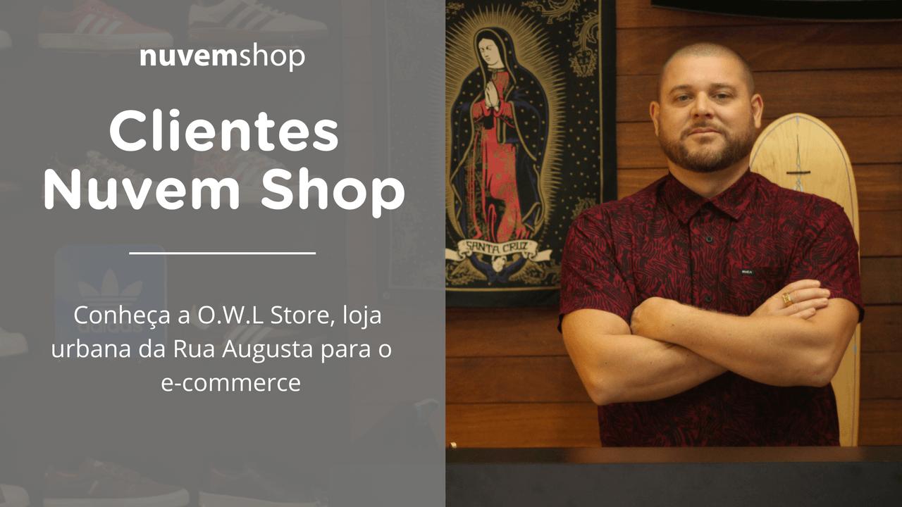 Conheça a O.W.L Store, loja urbana da Rua Augusta para a internet