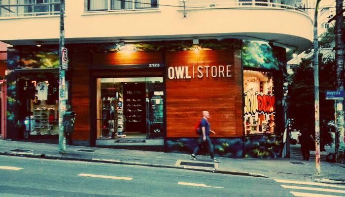 Conheça a O.W.L Store