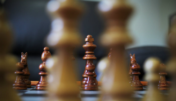 estrategias resultados jogo de xadrez rei em evidência