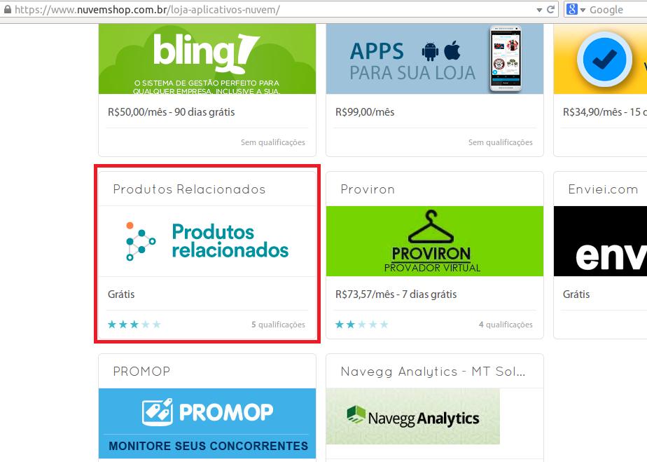 Plataforma de ecommerce pré-pronta