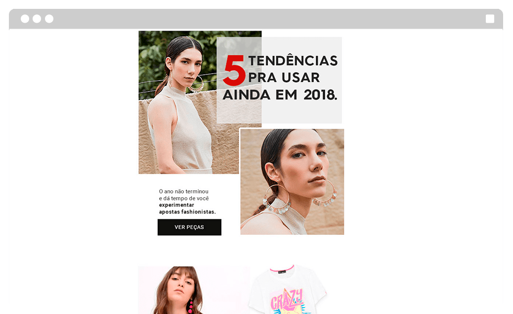 E-mail Marketing ano novo