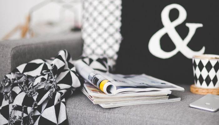 Revista de novidades e-commerce