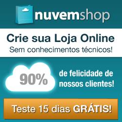 Crie sua loja virtual na Nuvem Shop