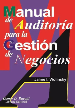 Manual De Auditoria Para La Gestion De Negocios