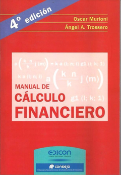 Manual De Cálculo Financiero