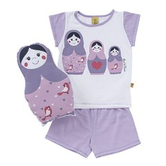 kit Pijama Matrioska - comprar online