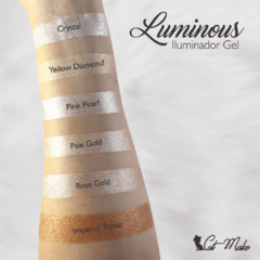 ILUMINADOR EM GEL LUMINOUS - 04 PALE GOLD na internet