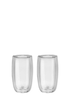 Cj 2 Copos Parede Dupla Zwilling 350ml Long Drink (359357)