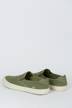 Tenis Canvas Slip On Osklen (437089) na internet