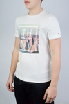 Camiseta Wcc Photo Print Tee Tommy Hilfiger (411709)