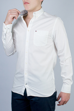 Camisa Tommy Hilfiger 80's Two Ply Cotton (395189) - comprar online