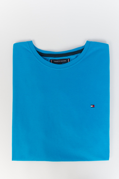 Camiseta Wcc Essential Cotton Tommy Hilfiger (410077) - loja online