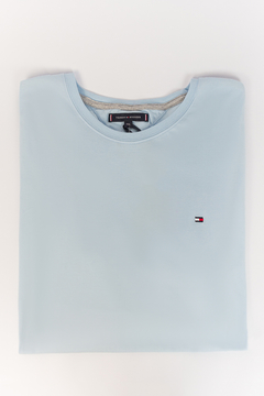 Camiseta Wcc Essential Cotton Tommy Hilfiger (410077)