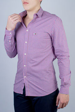 Camisa Tommy Hilfiger Essential Mid Ch (421952) na internet
