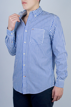 Camisa Tommy Hilfiger Trey Stripes (422989) na internet