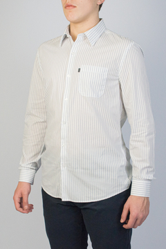 Camisa Light Stripes Pocket Ellus (430585)