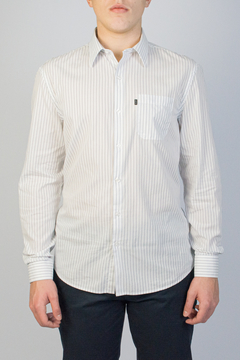 Camisa Light Stripes Pocket Ellus (430585) - comprar online