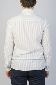 Camisa Light Stripes Pocket Ellus (430585) na internet