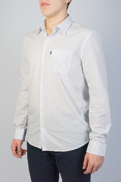 Camisa Light Stripes Pocket Ellus (430585) - loja online