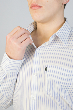 Imagem do Camisa Light Stripes Pocket Ellus (430585)