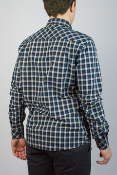 Camisa Co Chicago Classic Ellus 2nd Floor (422150) - loja online
