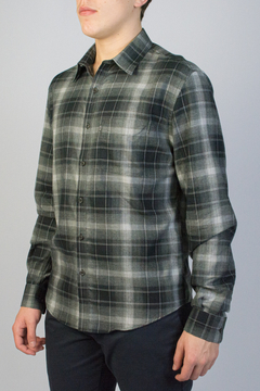 Camisa Ellus Snug Light Wool (444245)