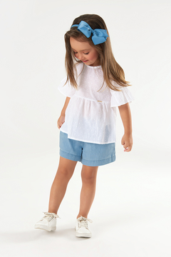 Conjunto Infantil Bata E Short Up Baby (447041)
