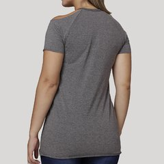 Camiseta Feminina Cold Shoulder General - comprar online