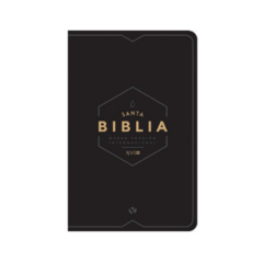 BIBLIA NVI COLOR NEGRO