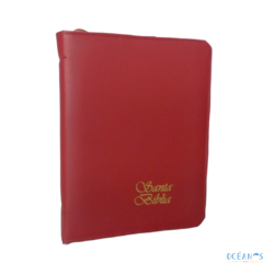 Funda Grande para Biblia Color Bordo