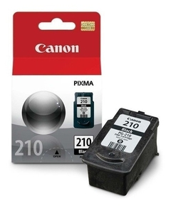 CARTUCHO CANON 210 BLACK
