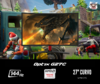 "Monitor Gamer Msi Optix G27c  27"" 144Hz  4ms GTG"