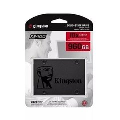 Disco Duro Solido 960gb Ssd Kingston A400 Sata3 2.5 6gb/s