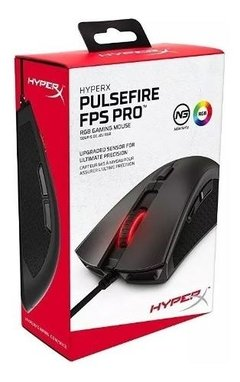 Mouse Gaming Kingston Hyperx Pulsefire Fps Pro
