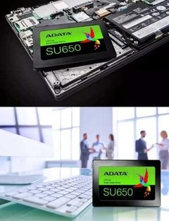 Disco Duro Solido Ssd Adata Ultimate Su630 240gb 2.5 Sata 3 en internet