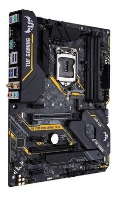 Board Asus Tuf Z390-plus Gaming - crazygammer.com