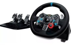 Kit Gamer Logitech Timon G29 + Palanca Shifter Ps3 Ps4 Pc en internet