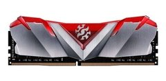 Memoria Ram 8gb Pc Ddr4 3000mhz Gammix D30 Red/black - comprar online